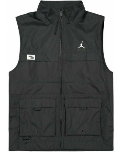 Kamizelka sportowa - czarna Nike