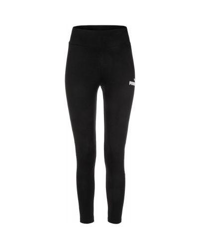 Спортивные брюки с поясом хлопковые Puma
