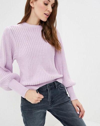 Фиолетовый свитер осенний Colin's