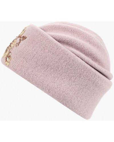 Розовая шапка осенняя Avanta