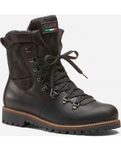 Деловые ботинки - черные Olang