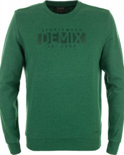 Джемпер с капюшоном с принтом Demix