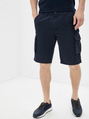 Синие повседневные шорты J. Hart & Bros