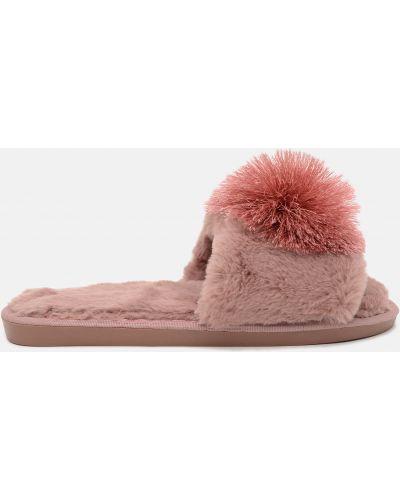 Домашние тапочки - розовые Slippers