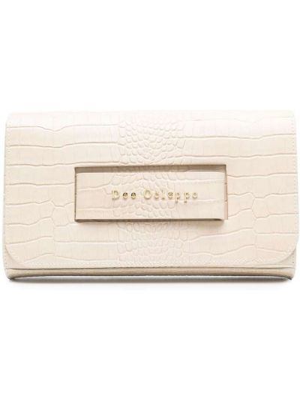 Złota kopertówka Dee Ocleppo