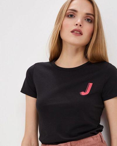 Футболка - черная Juicy By Juicy Couture