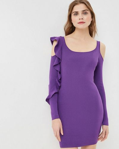 Платье весеннее фиолетовый You&you