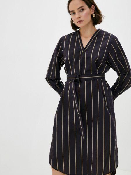 Платье - коричневое Joseph