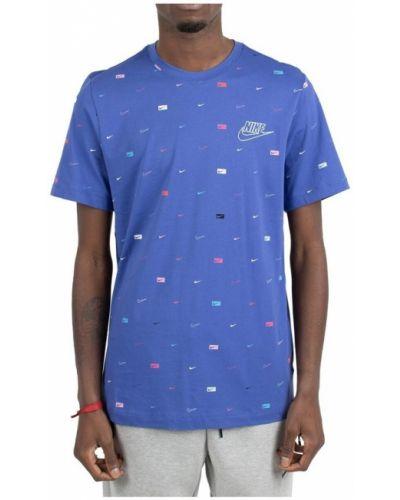 Podkoszulka, niebieski Nike
