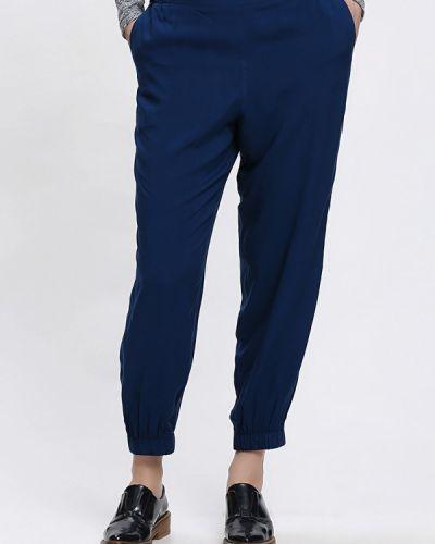 Повседневные синие брюки Lada Kalinina