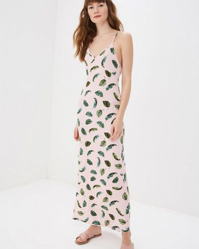 Платье розовое Modis