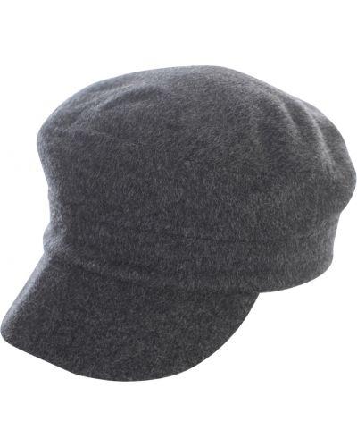 Szara czapka z daszkiem Parosh
