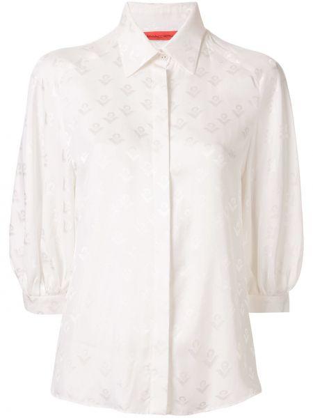 Klasyczna koszula biała z kołnierzem Manning Cartell
