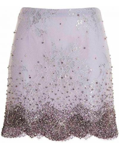 Spódnica - fioletowa Blumarine