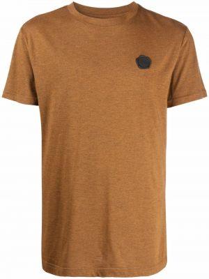 Czarna koszulka bawełniana Viktor & Rolf