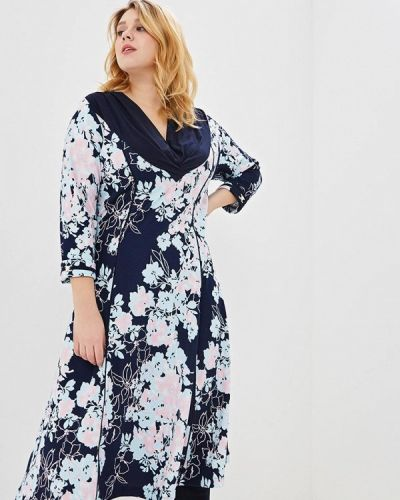 Платье - синее мечты данаи