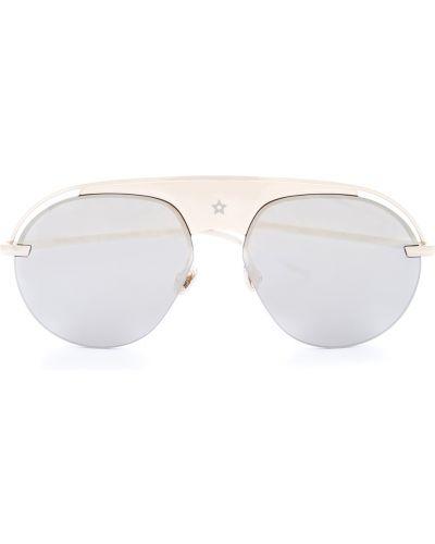 Солнцезащитные очки металлические пластиковые Dior (sunglasses) Women
