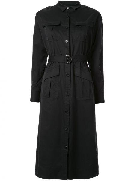 Платье макси на пуговицах платье-майка Loveless
