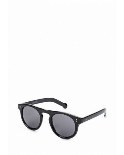 Черные солнцезащитные очки Lost Ink.