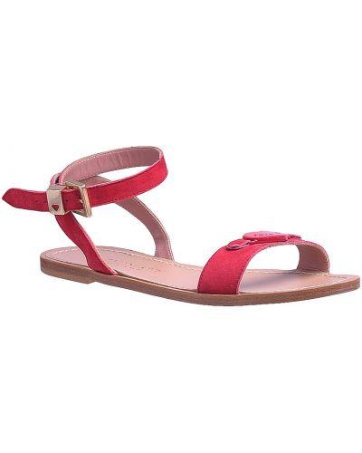 Красные сандалии Twin-set