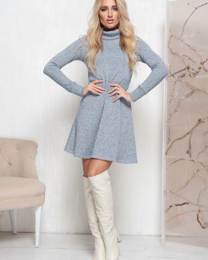 Платье мини платье-сарафан трапеция Leleya