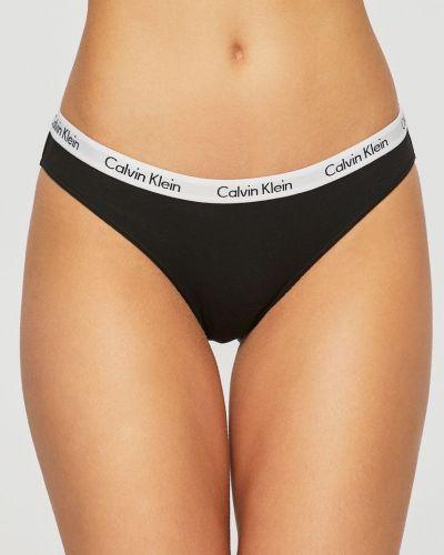 Черные трусы Calvin Klein Underwear