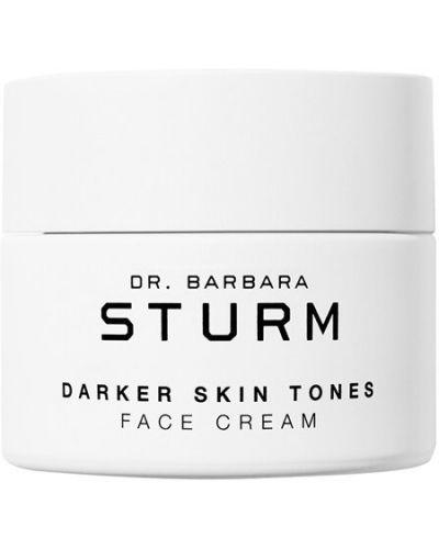 Skórzany światło beżowy krem na szyję odmładzający Dr.barbara Sturm