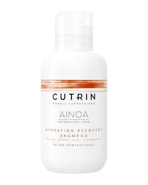 Шампунь для волос увлажняющий восстанавливающий Cutrin