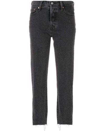 Прямые джинсы укороченные классические Levi's®