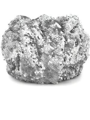 Серебряная шапка Erdem