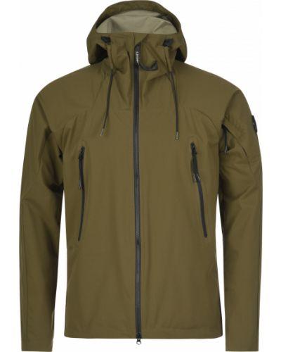 Куртка из полиэстера - зеленая C.p. Company