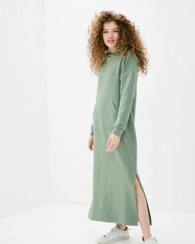 Зеленое платье Mari Vera