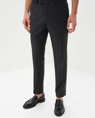 Серые классические брюки Daniel Hechter
