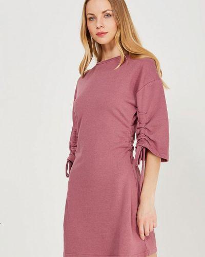 Платье розовое Lost Ink.