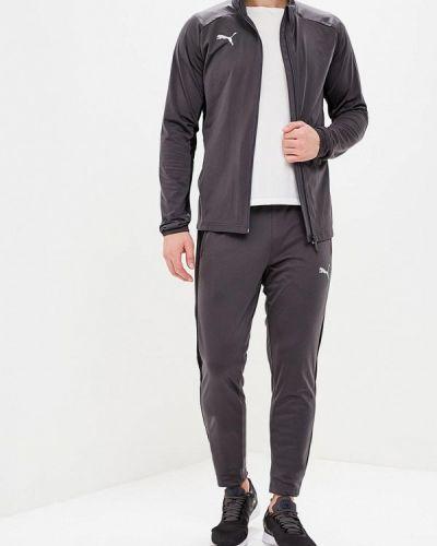 Серый костюм Puma