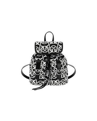 Черный рюкзак Pinko