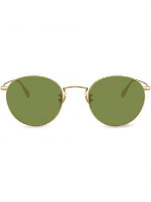 Оправа для очков металлические - зеленые Oliver Peoples