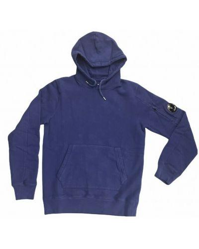 Niebieska bluza dresowa C.p. Company