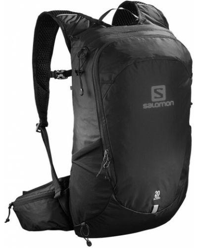 Czarny plecak sportowy Salomon
