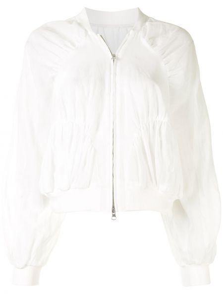 Bawełna bawełna kurtka z mankietami z kieszeniami Enfold