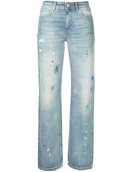 Прямые джинсы Alexa Chung