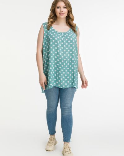 Блузка без рукавов Modalime