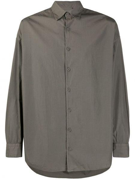 Koszula z długim rękawem klasyczna khaki Costumein