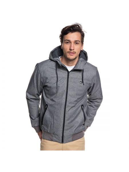 Куртка с капюшоном демисезонная укороченная Quiksilver