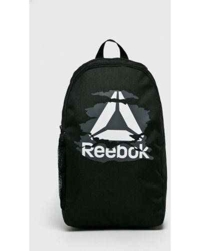 Рюкзак черный с поясом Reebok