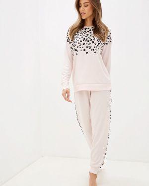 Розовая пижама Marks & Spencer