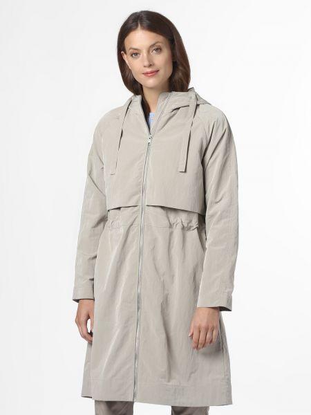 Klasyczny beżowy płaszcz Elvine