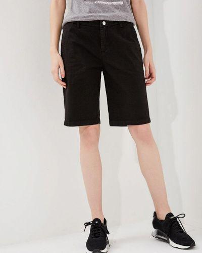 Черные шорты Liu Jo Jeans