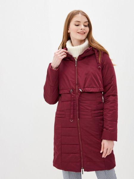 Утепленная куртка - красная Dizzyway