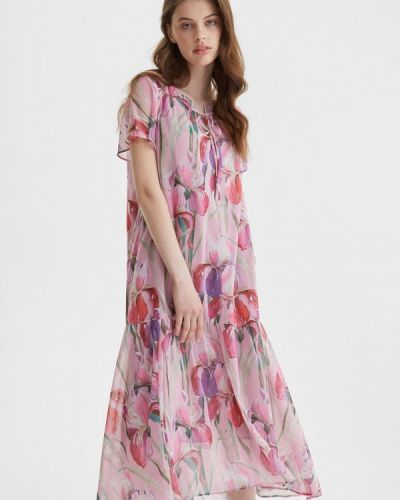 Повседневное платье - розовое Steinberg